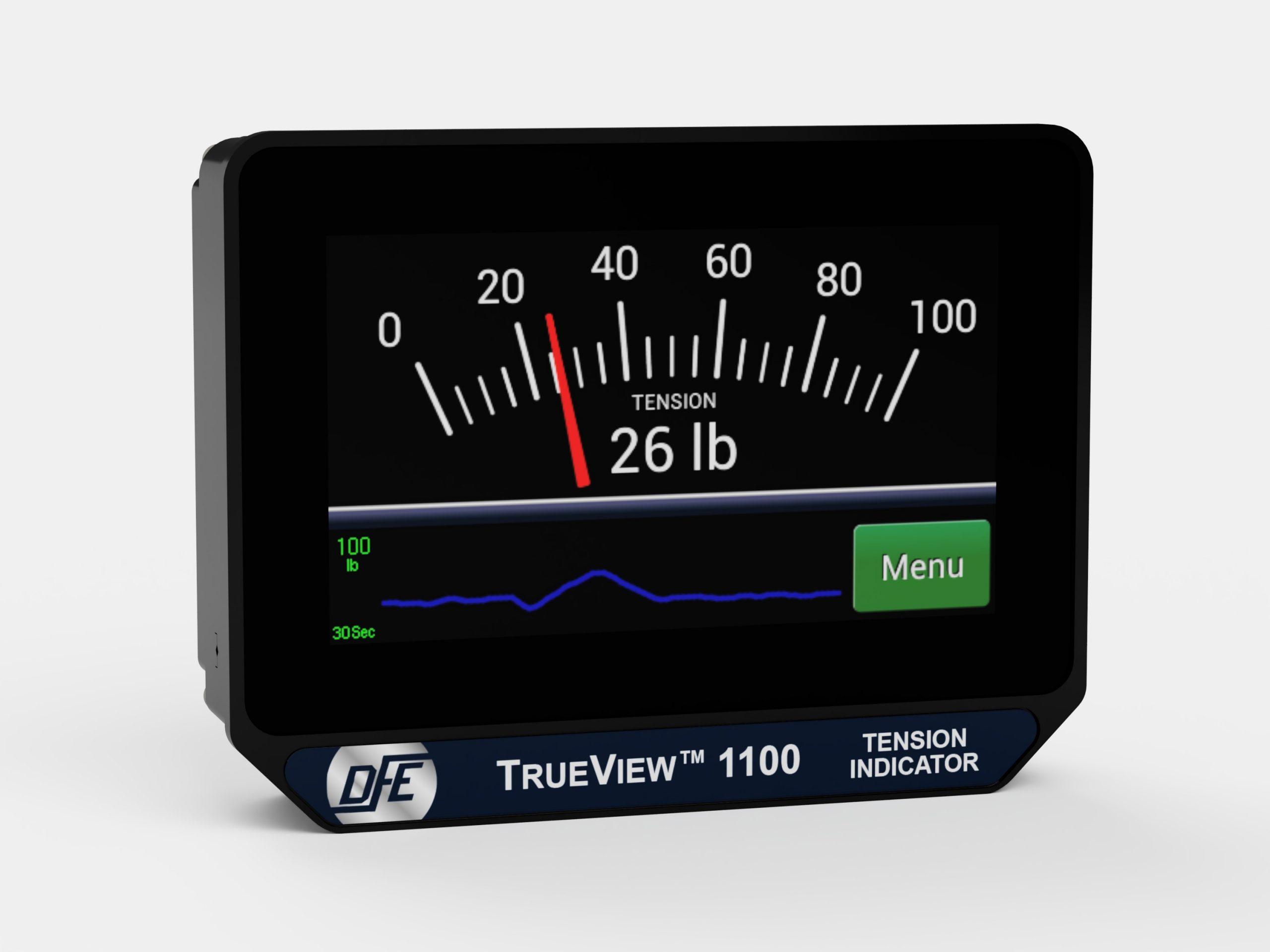 TrueView 1100 Tension Indicator