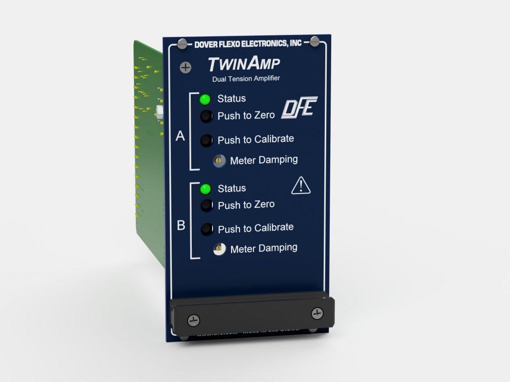 TI27 & TI28 TwinAmp Dual Tension Amplifier