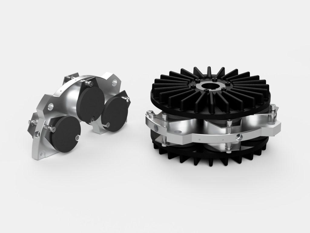 60 Series Pneumatic Brake