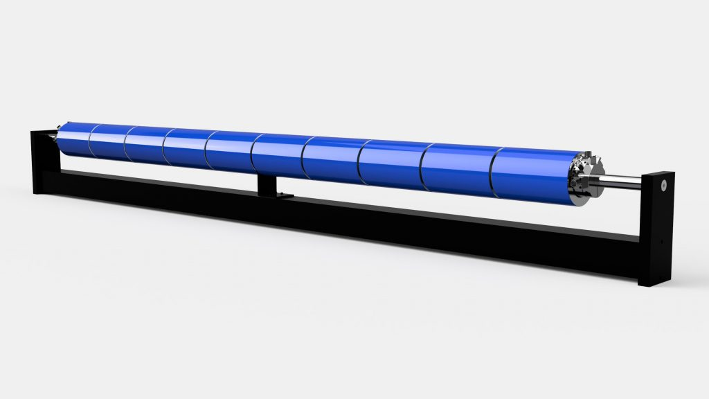 Segmented Tension Roll