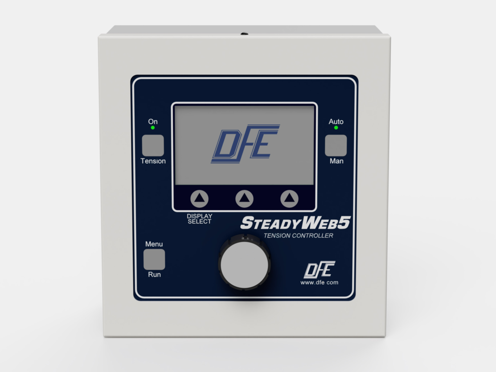 SteadyWeb 5 Tension Controller