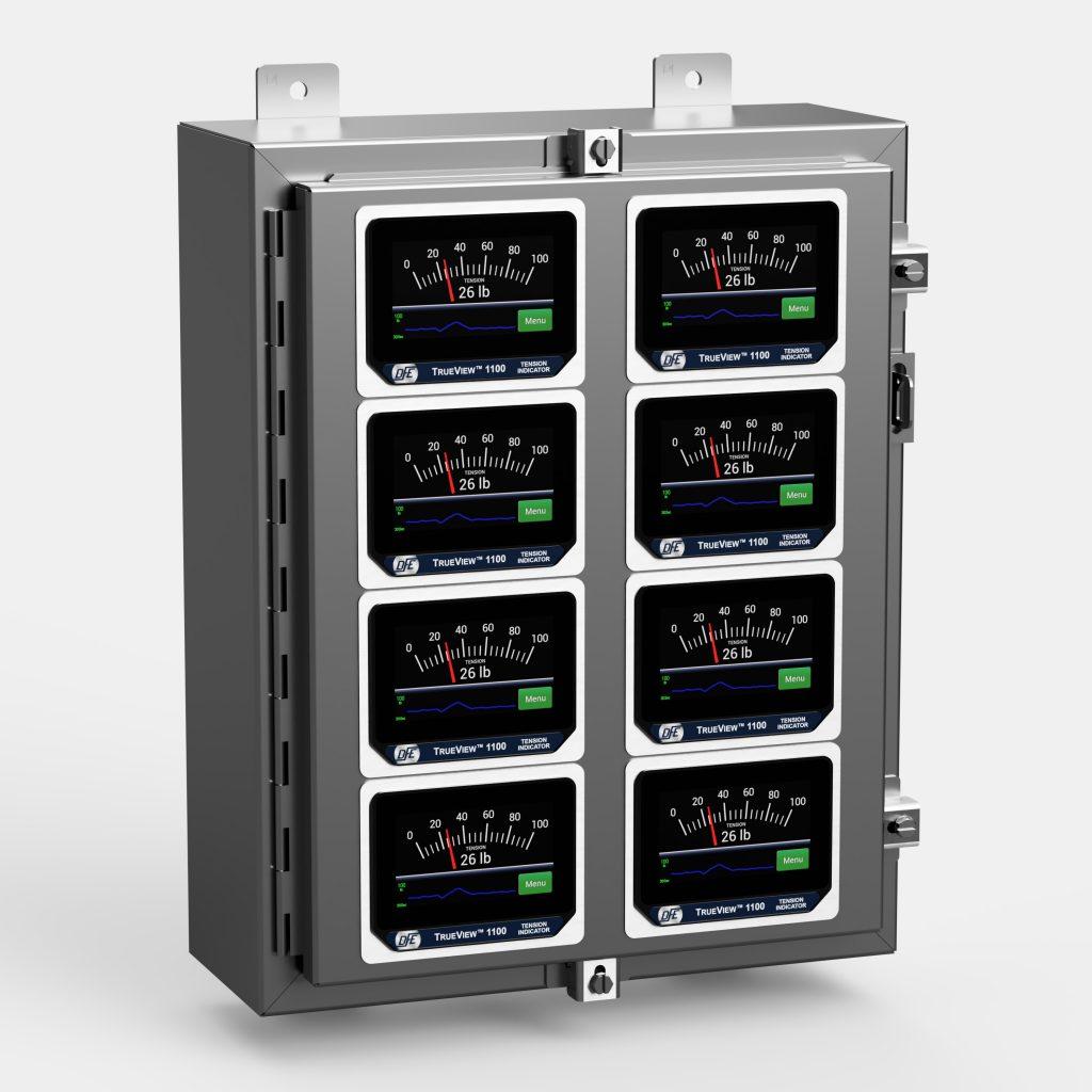 Custom Multi Tension Indicator Mounting