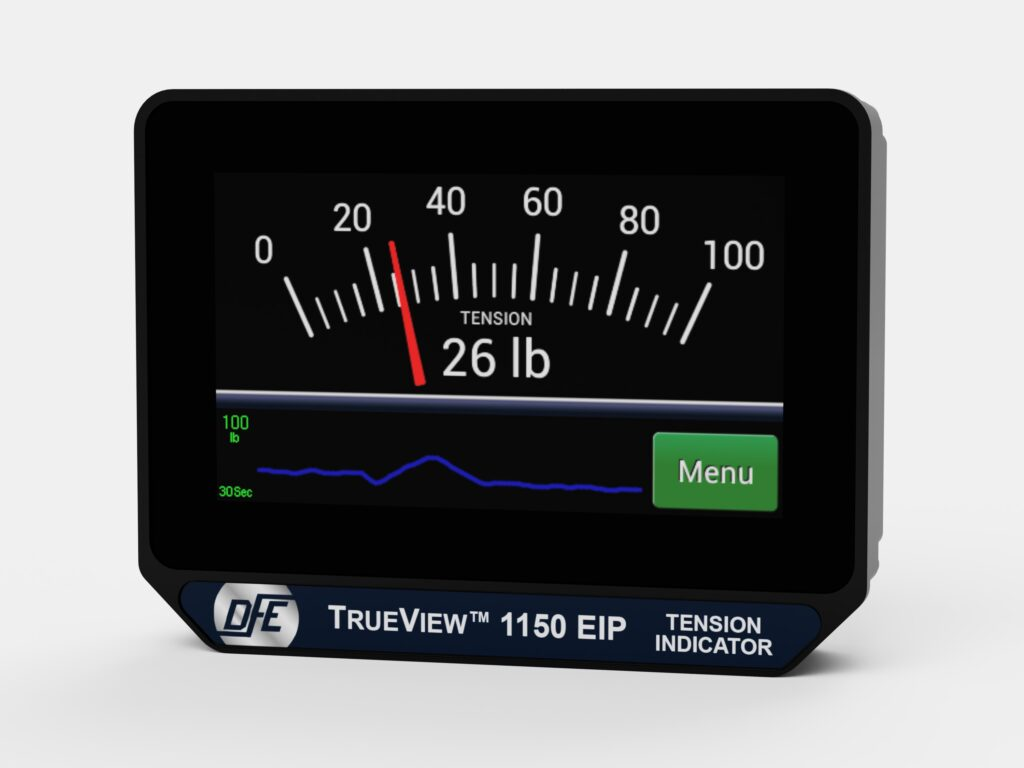 TrueView™ 1150 WIP Tension Indicator