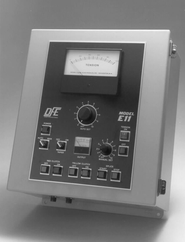 E11 Turret Rewind Control System
