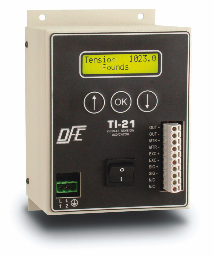 TI21 Digital Tension Indicator